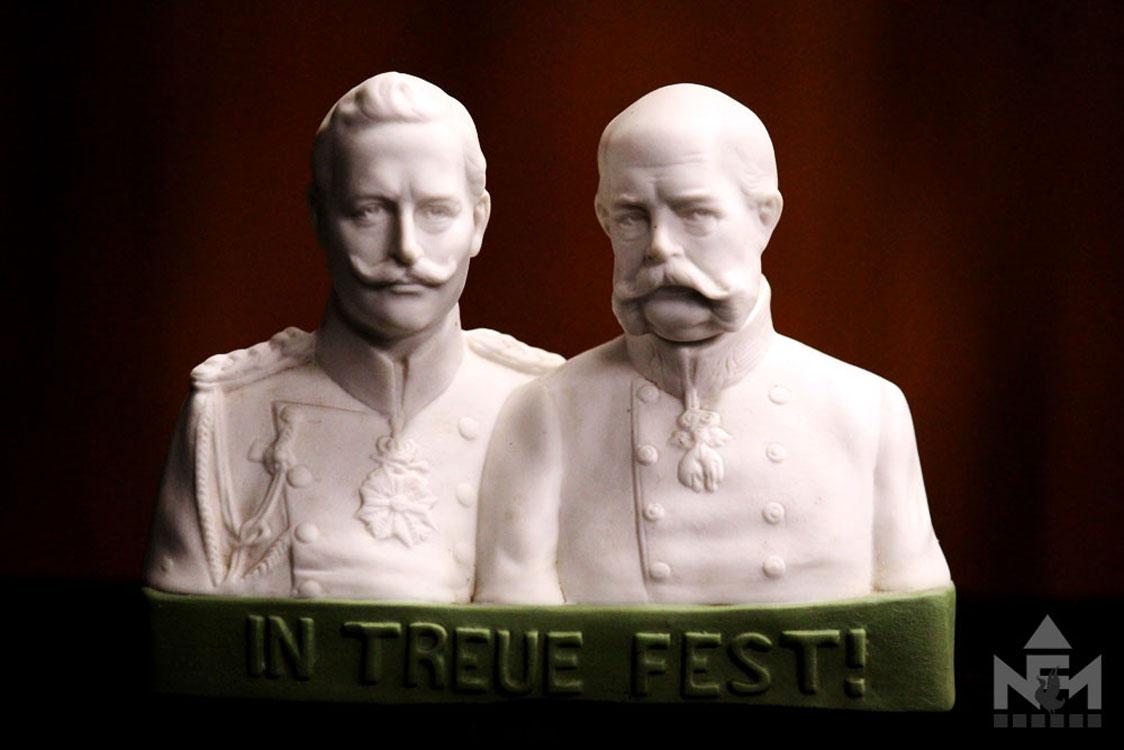 In Treue fest (Szilárd hűséggel) A Nádasdy Ferenc Múzeum gyűjteményéből