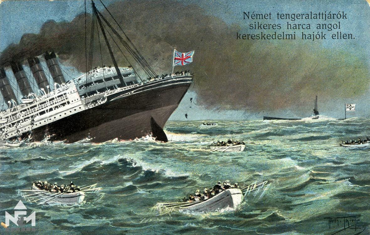 A Nádasdy Ferenc Múzeum képeslapgyűjteményéből (ltsz: NFM 66.47.1260)