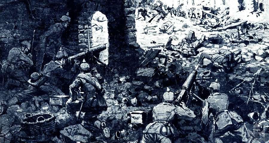 Egy alternatíva nélküli hónap. 1917 áprilisa