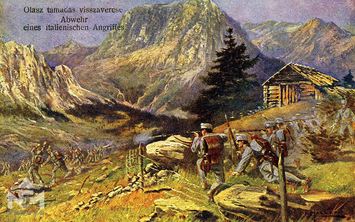 Képeslap a sárvári múzeum gyűjteményéből NFM 66.47.1389